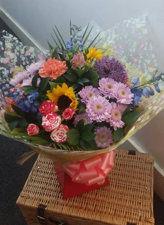 Send Flowers Hucknall by Floral Boutique