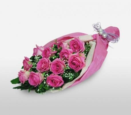 12 PINK ROSE BQ