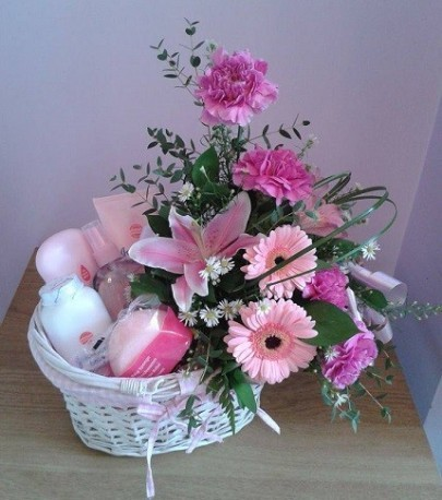 Simply Baby Basket