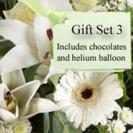 Gift Set 3 - Hand-Tied in Water