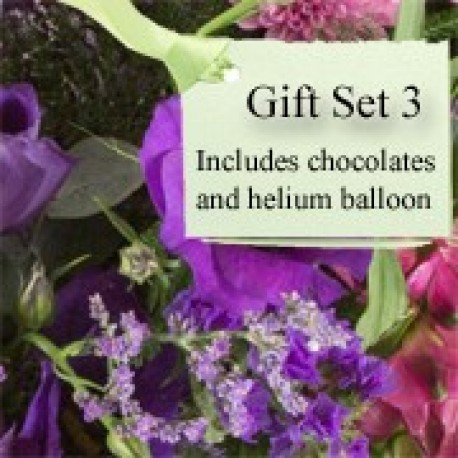 Gift Set 3 -Traditional Bouquet