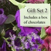 Gift Set 2 -Traditional Bouquet