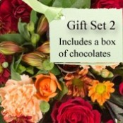 Gift Set 2 - Vase Arrangement