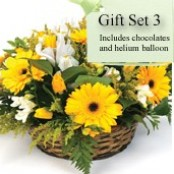 Gift Set 3 - Basket Arrangement